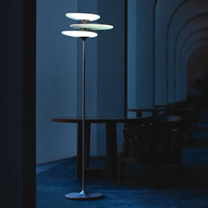 Gewinner red dot design award: Led Designer Stehleuchte