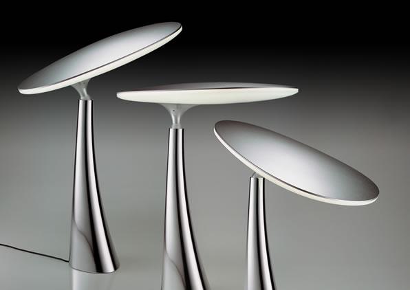led tischleuchte moderne und dimmbare schreibtischlampe. Black Bedroom Furniture Sets. Home Design Ideas